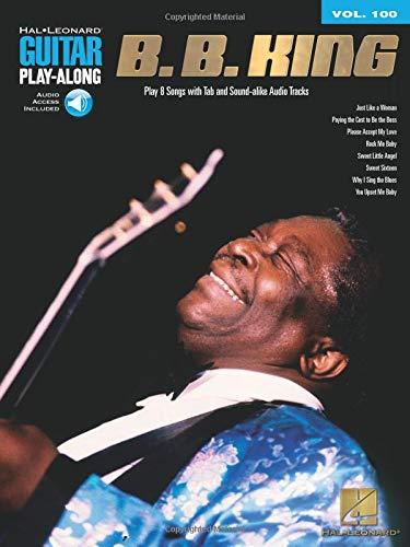 B.B. King [With CD (Audio)] (Guitar Play-Along) por Hal Leonard Publishing Corporation