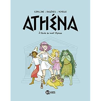 Athéna, Tome 01: Athéna 1