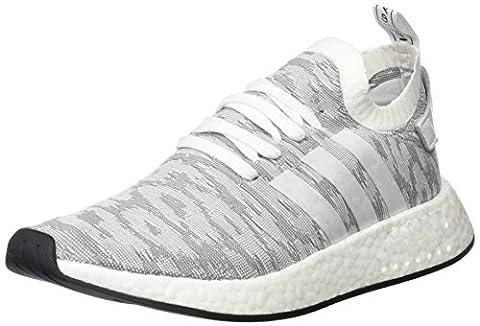 Adidas Sneaker NMD_R2 PK BY9410 Hellgrau, Schuhgröße:44
