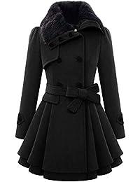 sale retailer aefb7 6d856 Suchergebnis auf Amazon.de für: Mantel zweireihig - Jacken ...