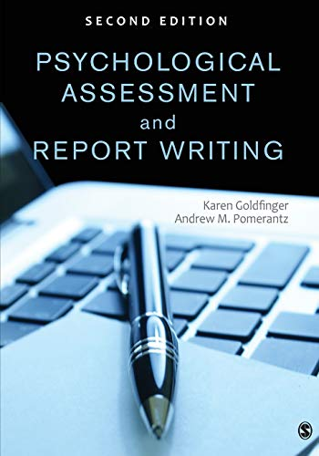 Psychological Assessment and Report Writing (NULL)