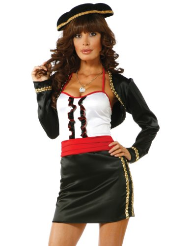 Forplay Matador Bull Fighter Spanish Costume XS/S