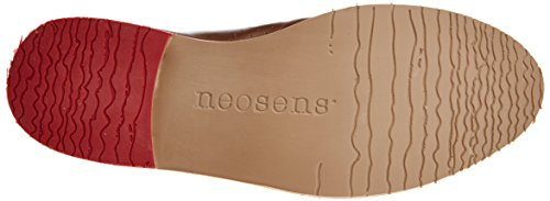 Neosens Cuero Skin Aris Marrone Cuero Uomo Oxford S091 Stringate Scarpe Restored rqWFrng