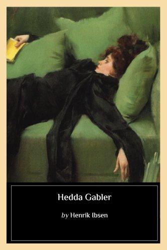 Hedda Gabler por Henrik Ibsen