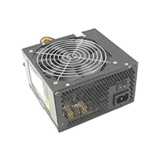 Rasurbo PC-Netzteil ATX Silent & Case DLP-535 535W ATX Power Supply