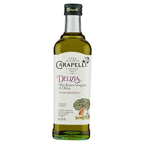 Carapelli olio extravergine di oliva delizia ml.750