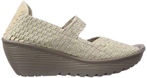 Skechers Parallel, chaussures femme beige (NTGD 4004)