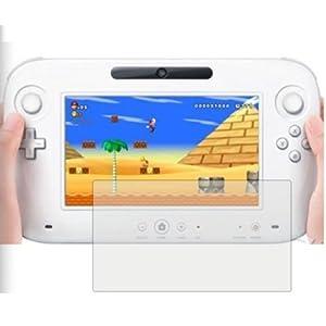 3 x Membrane Displayschutzfolie Nintendo Wii U (Controller) – Unsichtbar Schutzfolie, Verpackung und Zubehör