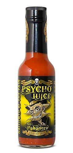 Psycho Juice - Sauce piquante - 70% Habanero