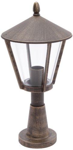 ALBERT 650529 Lumière sur socle E27 75W IP44 brun cuivré