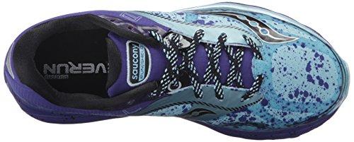Saucony–Kinvara 7runsh–Scarpe da corsa da donna Blu