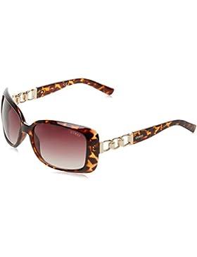 Guess GF6023_52F, Gafas de Sol para Mujer, Marrón (Havana), 58