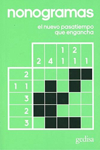 Nonogramas. El nuevo pasatiempo que engancha (Juegos) por EDITORIAL GEDISA