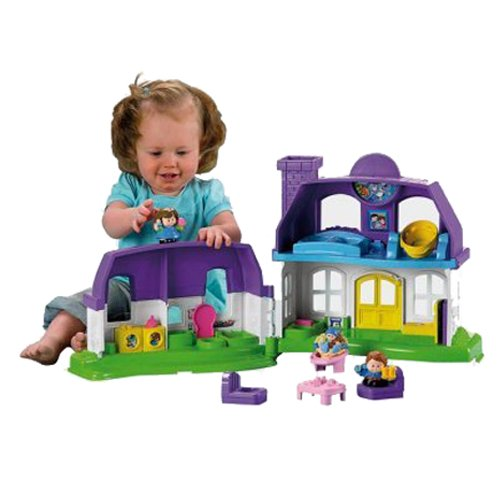Image of Fisher-Price Little People Happy Sounds Home