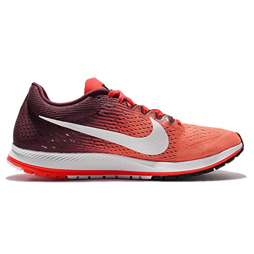 Nike Herren Zoom Streak 6 Laufschuhe Rojo (Rojo (bright crimson/white-night maroon-white))