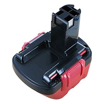 Powery Batterie pour Bosch Type 2607335273 NiMH O-Pack, 12V, NiMH [ Batterie Outil électroportatif ]