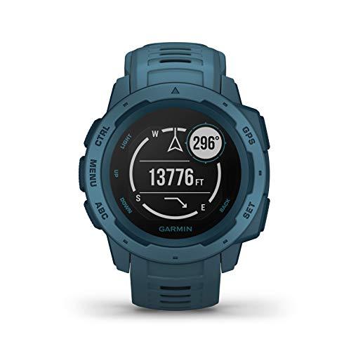 Zoom IMG-1 garmin instinct smartwatch blu gps