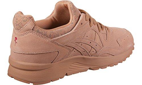 411U72ai3VL - asics Gel-Lyte V 'Beauty And The Beast Pack' Women's genuine leather sneaker orange H70QJ 1717