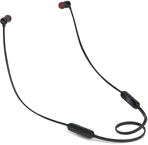 JBL T110 BT Wireless In-Ear Headphones - Black Best Price and Cheapest