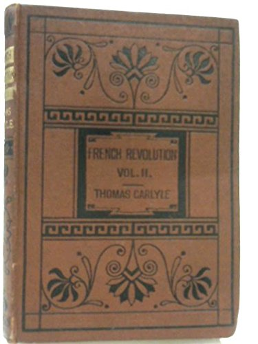 The French Revolution Volume II: The Constitution