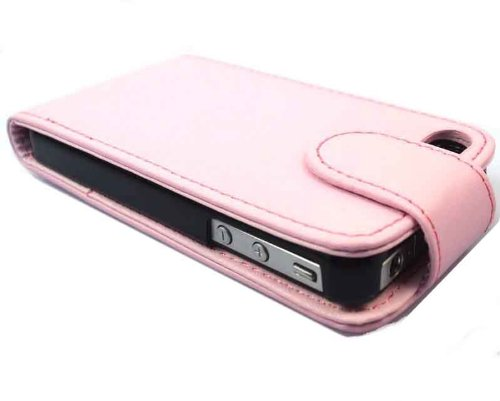 Apple iPhone 6 plus/ 6s plus (5.5 inch) Light Pink Flip Premium PU Leather Case Cover For Apple iPhone 6 plus/ 6s plus (5.5 inch) by G4GADGET®