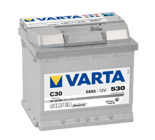 BATTERIA AUTO VARTA C30 54AH