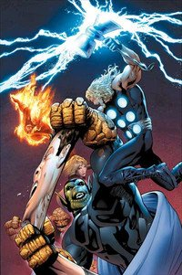 Ultimate Fantastic Four #31A