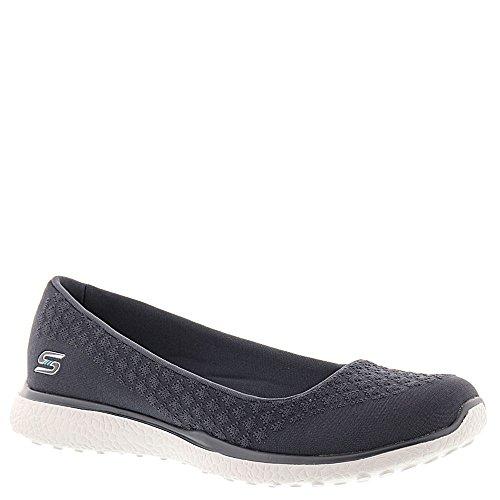 Skechers Damen Microburst-one Sneaker Holzkohle