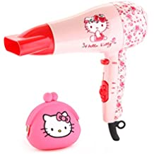Hello Kitty Flora Hair Dryer & Purse Gift Set