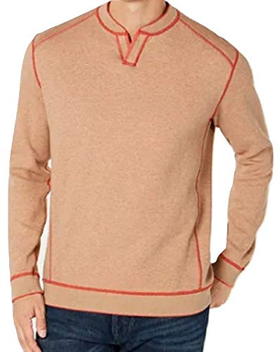 Tommy Bahama Mens Reversible Flipsider Abaco Sweater Tommy Bahama Reversible Sweatshirt