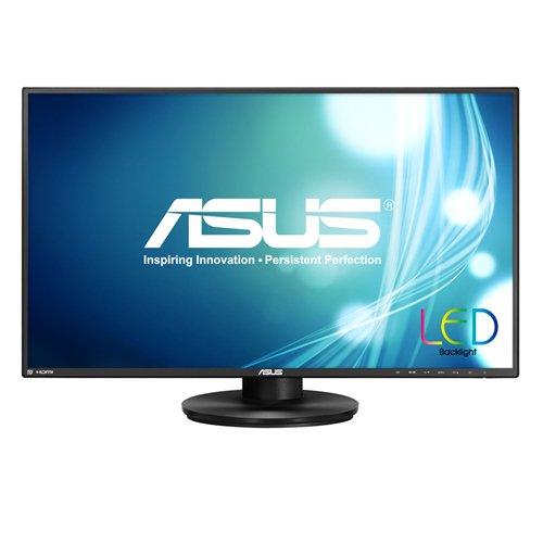 """Preisvergleich Produktbild 'ASUS vn279ql 27""""Full HD schwarz Flachbild-PC–Flachbildschirm von PC (68,6cm (27), 1920x 1080Pixel, LED, 5ms, 300cd/m², schwarz)"""