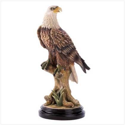 Gifts & Decor Home Accent Decor Majestic Mountain Eagle Statue