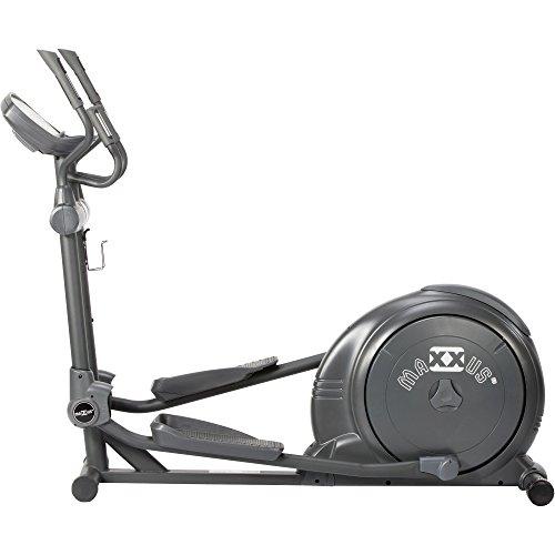 MAXXUS® Erwachsene 8.0 Crosstrainer, Grau, 1.998 x 700 x 1.511 mm - 3