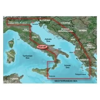 Garmin HXEU014R - Italy, Adriatic Sea, 010-C0772-20