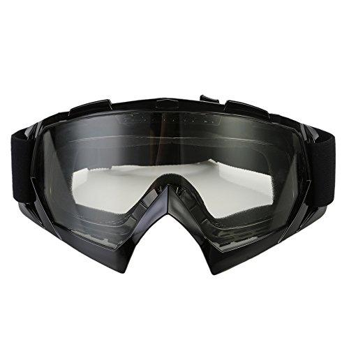 Gafas viento, OSAN Gafas Lente Lens contra Viento Arena para Motocicleta Bicicleta con Varios Lentes