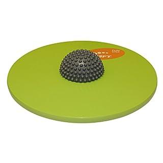 MFT Fun Disc in grün; trainiert Koordination und Reaktionsvermögen