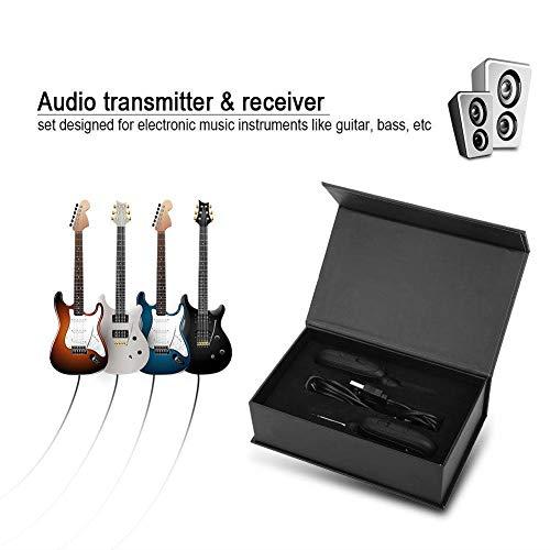 Black SEC-ALARM210–Sistema para guitarra Guitarra Sistema inalá