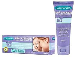 Lansinoh Lanolina HPA für griechische Brustwarzen, 40 ml