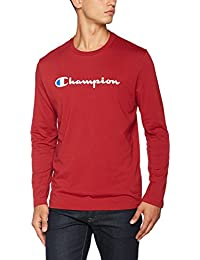 Champion Long Sleeve Crewneck Institutionals, T-Shirt Homme