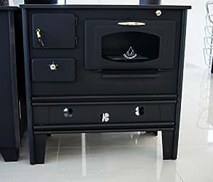 cookin herd backofen mit glas prometey 7 kw gusseisen top nar typ baumarkt. Black Bedroom Furniture Sets. Home Design Ideas