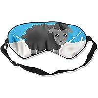 Black Sheep 99% Eyeshade Blinders Sleeping Eye Patch Eye Mask Blindfold For Travel Insomnia Meditation preisvergleich bei billige-tabletten.eu