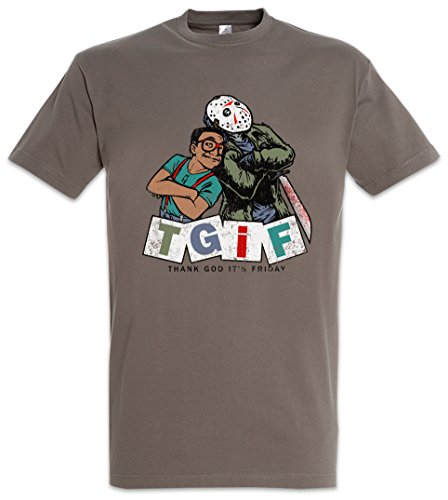Urban Backwoods TGIF II T-Shirt – Tamaños S – 5XL
