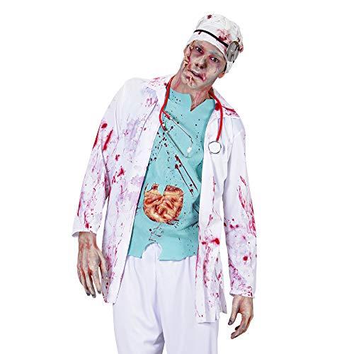 Widmann - Erwachsenenkostüm Zombie ()