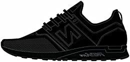 new balance ms574 sbg rojo