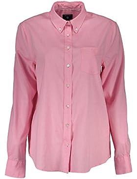 Gant 1701.432195 Camisa con Las Mangas largas Mujer Rosa 635 44