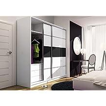 suchergebnis auf f r schwebetuerenschrank breite 220 cm. Black Bedroom Furniture Sets. Home Design Ideas