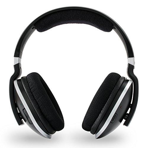 Digitales Wireless Kopfhörer 2.4GHz Übertragungsfrequenz Over Ear Funkkopfhörer (Headphones Only)