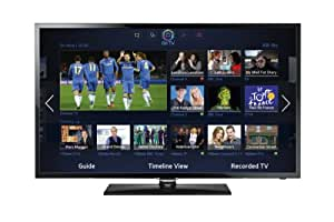 """Samsung UE40F5300AK 40"""" Full HD 1080p Smart LED Television With Freeview Black - (Discontinued by Manufacturer) (discontinued by manufacturer)"""