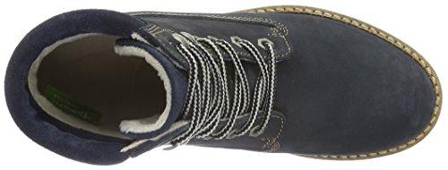 Tamaris 25242, Bottes Classiques Femme Bleu (Navy 827)