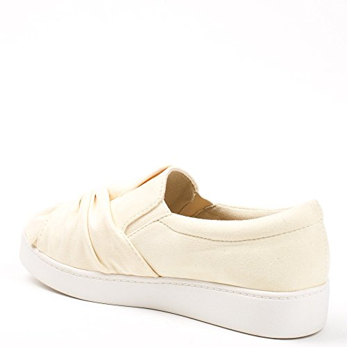 Ideal Shoes ,  Sneaker donna Giallo